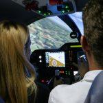 frica de zbor seminar
